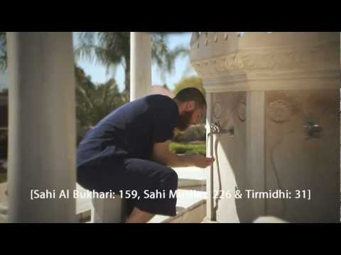 How to perform make Wudu Ablution [Best Video]