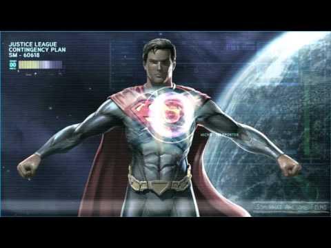 Injustice Gods Among Us Superman ending