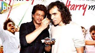 Shah Rukh Khan Celebrates Imtiaz Ali