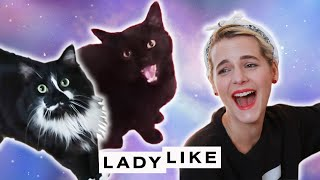 Devin Meets A Pet Psychic • Ladylike