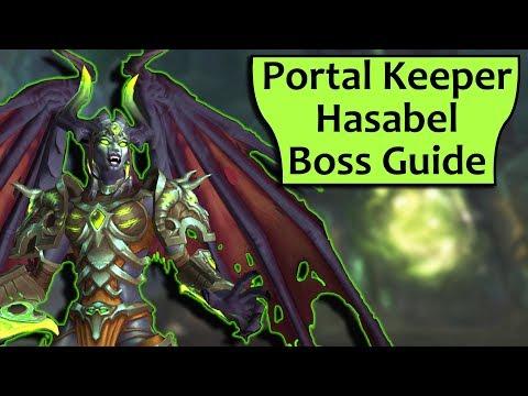 Portal Keeper Hasabel Guide - Heroic Portal Keeper Hasabel/Normal Antorus Guide