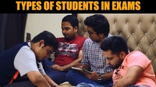 Types of Students in Exams   The Idiotz   Funny