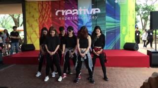 Bun Up The Dance + Team RMIT SGS DACNE CLUB