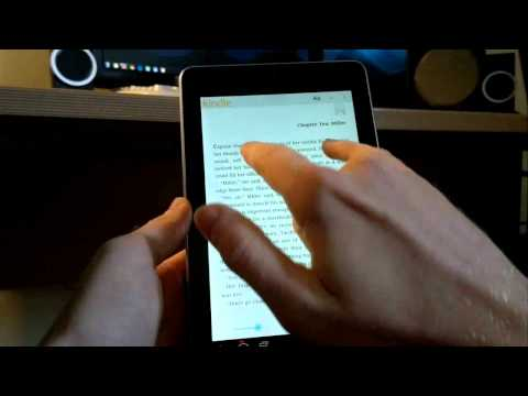 Quick Reading Tips for Nexus 7 and Android Tablets