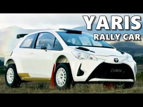 2017 Toyota Yaris Rally Car for Australian Rally Championship