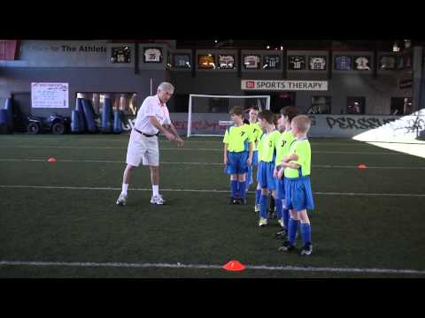 Soccer Aggressive Play - How to Teach Players
