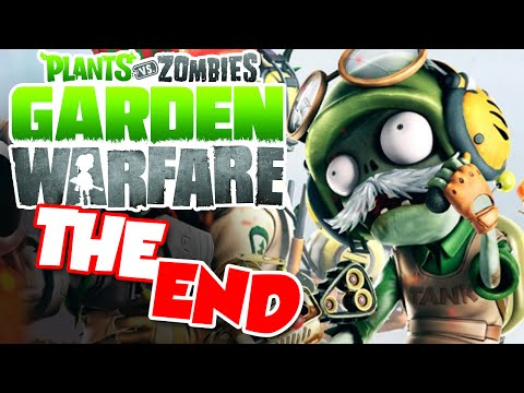 Plants vs. Zombies: Garden Warfare (PS4) - The End! - Episode 75