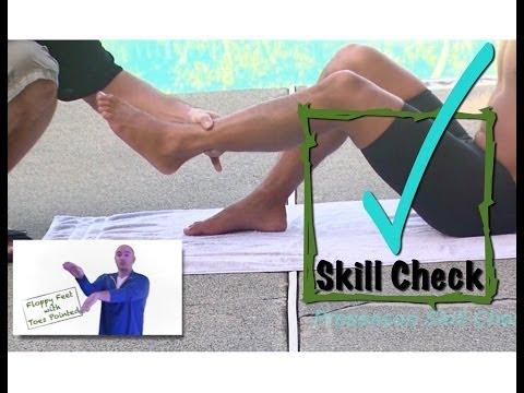 Flutter Kick Swim Instruction (freestyle & backstroke kick technique) #swimlesson #flutterkick