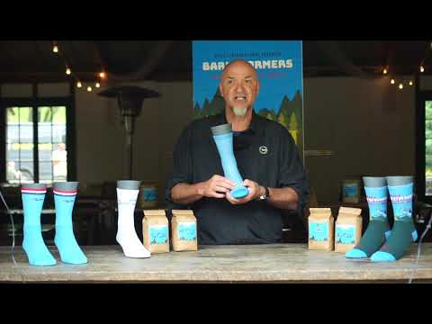 DeFeet EVO socks are made with Carbon Fiber