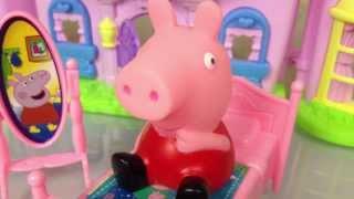 Как сшить игрушку свинку Пеппа из фетра, носка, ткани