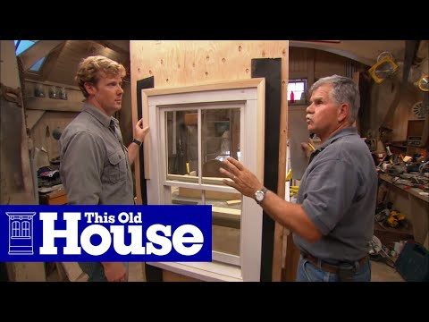 Download How to Flash a Window | This Old House
