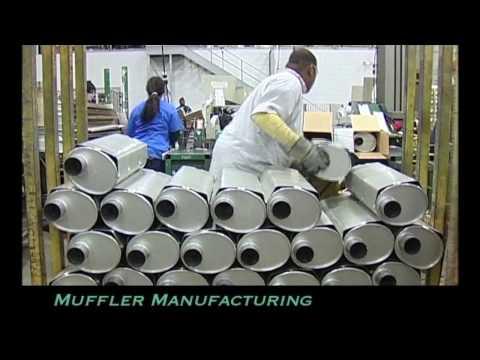 Muffler Manufacturing