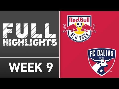 HIGHLIGHTS: New York Red Bulls vs. FC Dallas | April 29, 2016