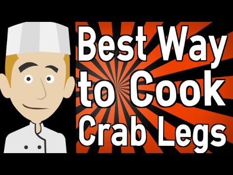 Best Way to Cook Crab Legs