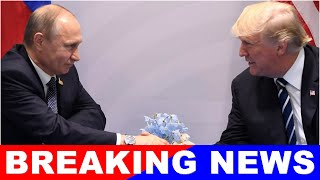 BREAKING: Putin Makes Shock Announcement About His Future