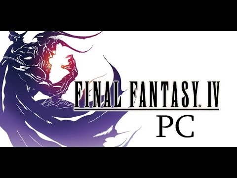 FINAL FANTASY IV Getting the Excalibur (PC)