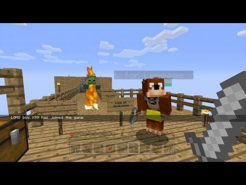 Minecraft Xbox - Skyblock Map - A Man On The Edge - Part 7
