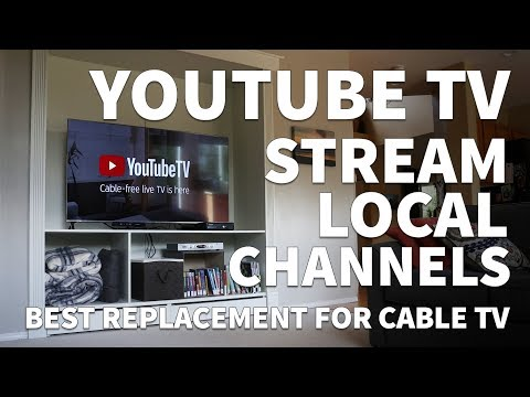 How to Setup YouTube TV – Watch Local Channels on YouTube TV and Cut the Cord from Cable TV