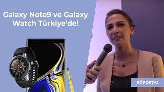 Download Samsung Türkiye ile Galaxy Note9 Hakkında Konuştuk! - Röportaj Video