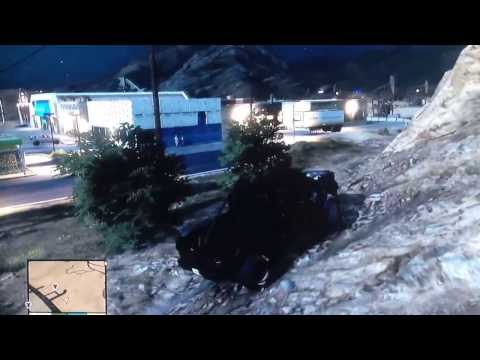 MONSTER Truck off road (GTA 5)