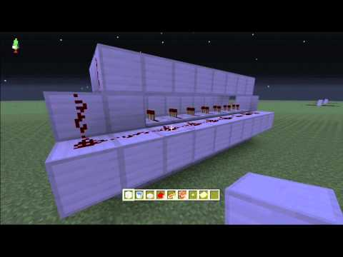 Minecraft PS3 Edition! 64+ block range TNT Cannon!