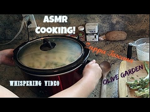 ASMR Cooking - Zuppa Toscana Copycat Recipe