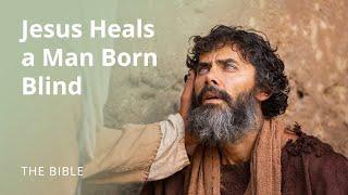 Jesus Heals a Man Born Blind
