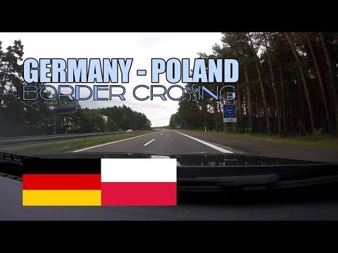 Germany Poland Border Crossing