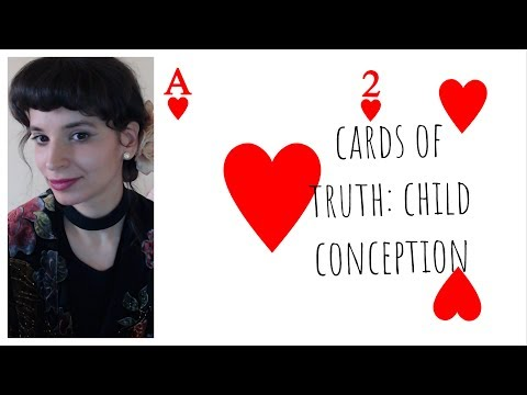 ✨Cards of Truth showing Child Conception Date✨