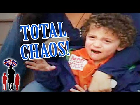 Supernanny | This House Is Total Chaos!