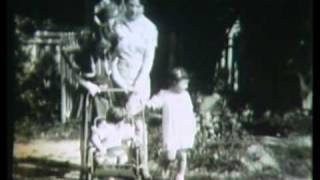 A Visit to Munkács in 1938- Archival Footage of a Family Murdered in the Holocaust