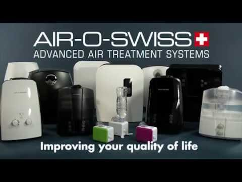 Evaporator AIR-O-SWISS E2441A: Product Video