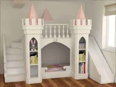 Luxury Princess Castle Bed & Princess Bedroom Furniture Bedroom Design Inspirations England