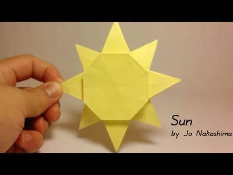 Origami Sun (Jo Nakashima)