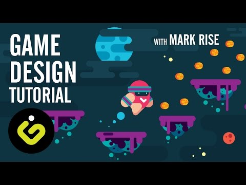 EASY 2D Game Design Tutorial For Beginners, With Mark Rise