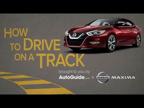 How to Drive on a Track