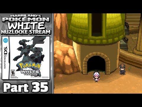 Pokémon White Nuzlocke Stream, Part 35 • TRAINING EPISODE • May 19, 2018 • STREAM ARCHIVE