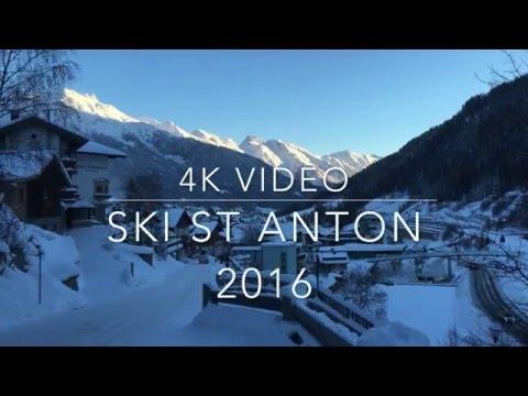 4K iphone video, arlberg Austria, Jan 16.