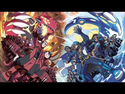 Sky Pillar [Rayquaza Appears!] (Pokémon Omega Ruby & Alpha Sapphire OST)