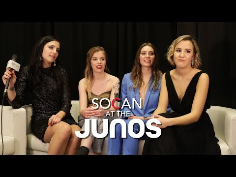SOCAN members discuss their No. 1 songwriting tips at the JUNOs!