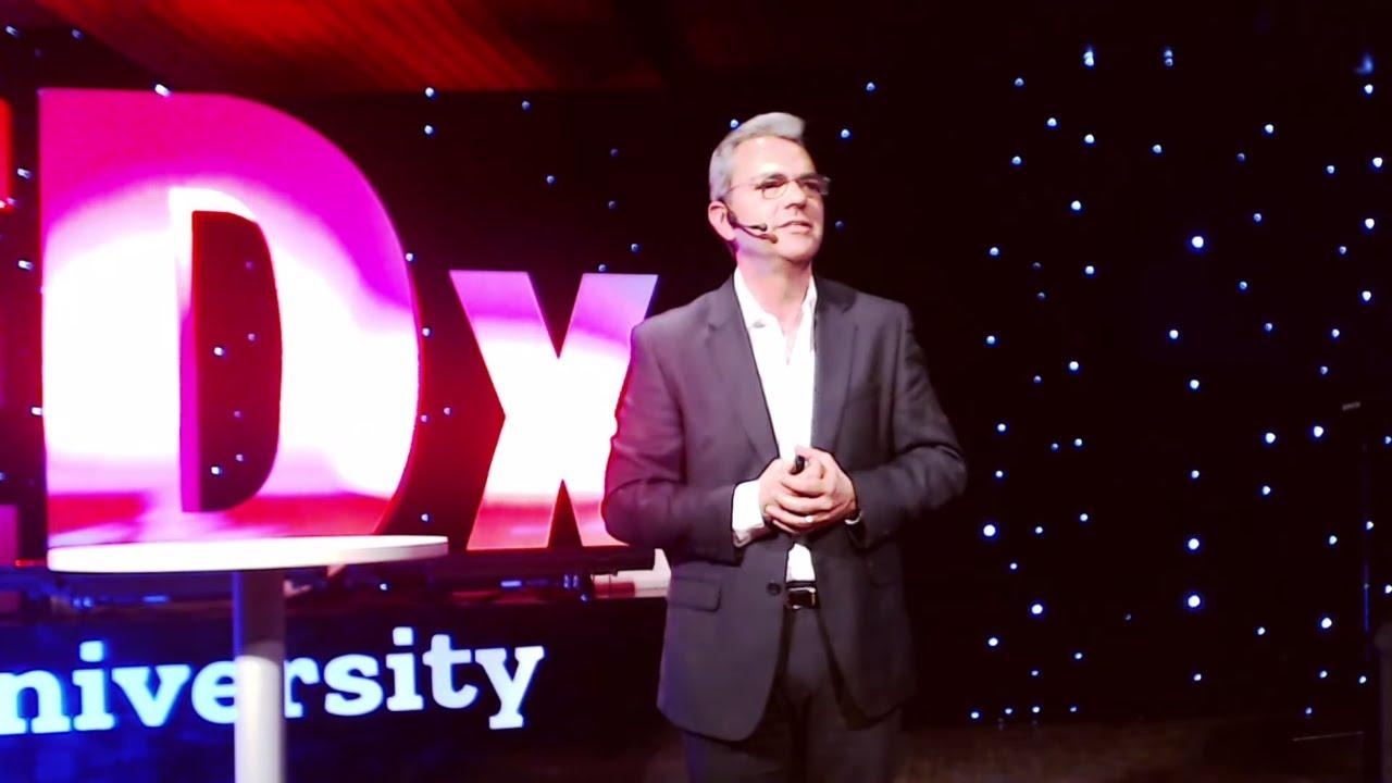 Somos la historia que nos contamos | Luis Topete | TEDxAnáhuacUniversityQuerétaro