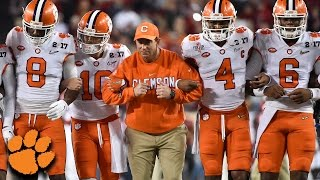 Clemson Football: From A Chance To A Champion