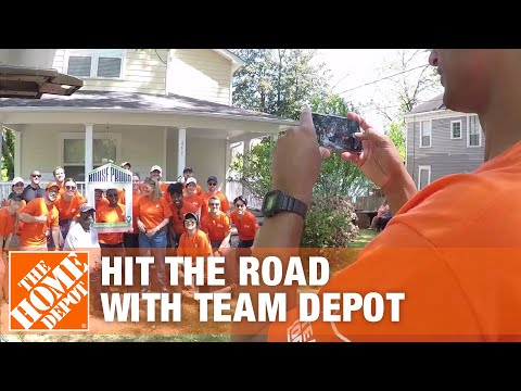 Hit the Road with Team Depot
