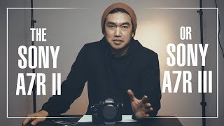 The new SONY A7R III is here and I bought the SONY A7R II instead! Let me explain!