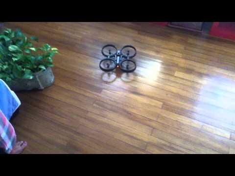 Primer videooo dragonfire a control remoto :p