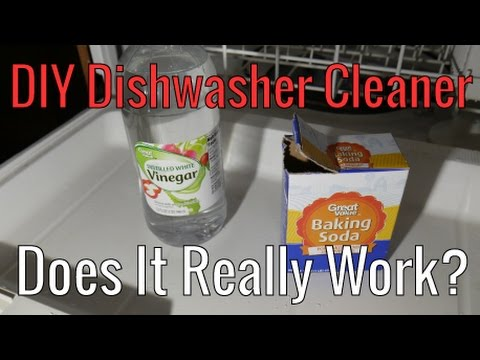 DIY Dishwasher Cleaner - Does It Really Work?