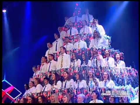 Christmas In Edmonton - Original Song from the Edmonton Singing Christmas Tree