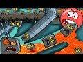 Download  ОГО !!! МУЛЬТИК ПРО КРАСНЫЙ ШАРИК - НАШЕСТВИЕ КВАДРАТОВ ! Игра про шар для детей Red ball 4 MP3,3GP,MP4