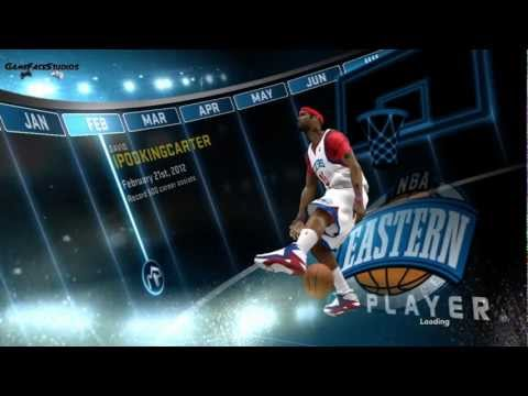 NBA 2K12 My Player Mode - Signature Shoe Endorsement Feat. Athletic PG
