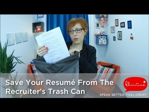 How To Write A Powerful Branding Statement - CVs & Resumés in English
